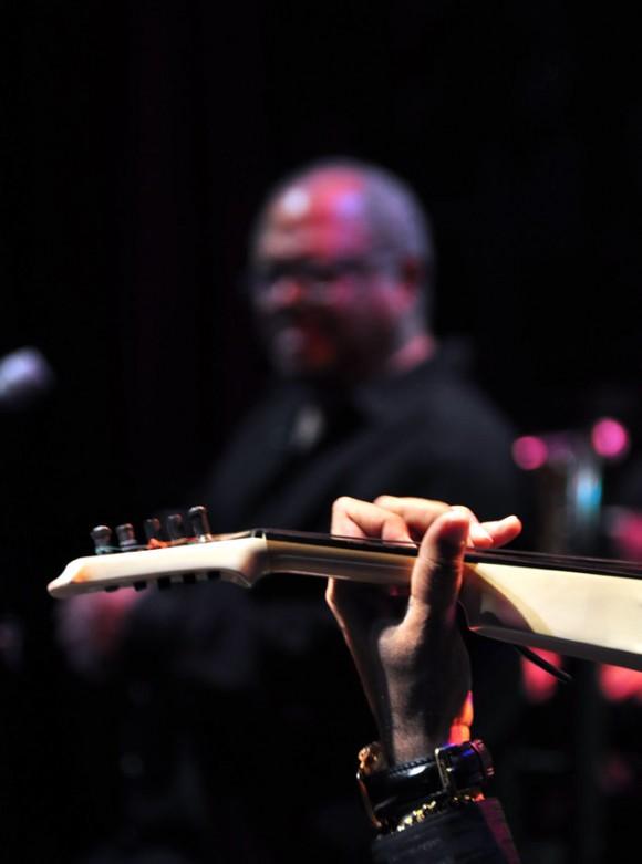 Concierto de Pablo Milanés en Argentina. Foto: Kaloian
