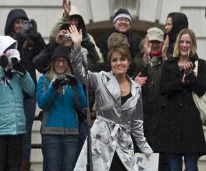 Palin reaparece en escena: ¿Será candidata en 2012?