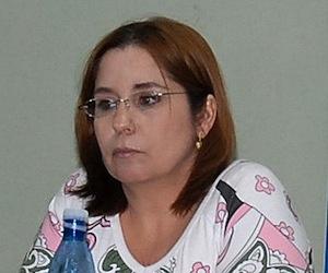 Rosa Miriam Elizalde, editora de Cubadebate