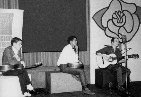 El recital ofrecido en la Casa de las Américas por Noel Nicola, Pablo Milanés y Silvio Rodríguez, en febrero de 1968, fue el preludio del Movimiento de la Nueva Trova cubana.