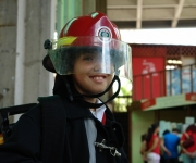 """Yo quiero ser bombero"""