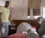 Muchas viviendas se encuentran deterioradas y en mal estado. Foto: Alejandro Ramírez