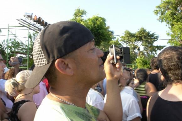 Derrumbando estereotipos. Foto: Rafael González/Cubadebate.
