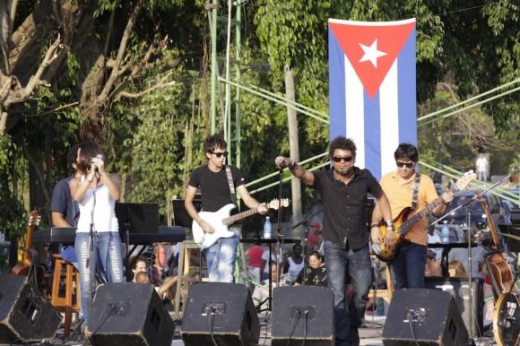 Que cante Romerillo. Foto: Alejandro Ramírez
