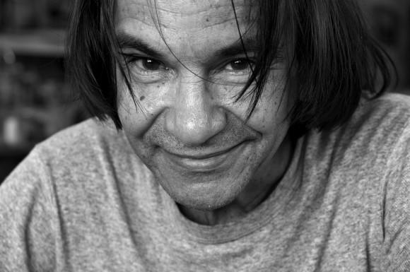 Ernesto García Peña. Foto: Roberto Chile