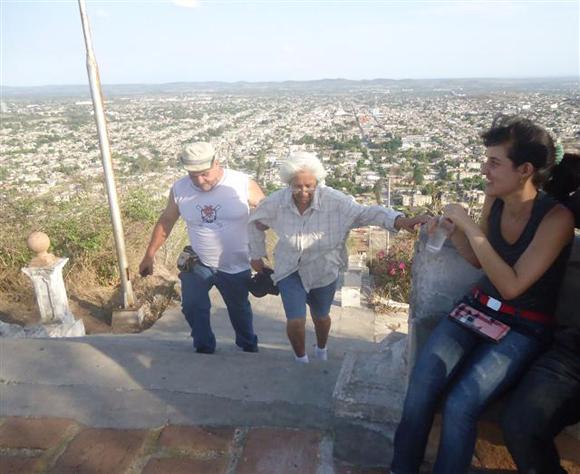 Loma de la Cruz. Foto: Jorge Camarero Leiva
