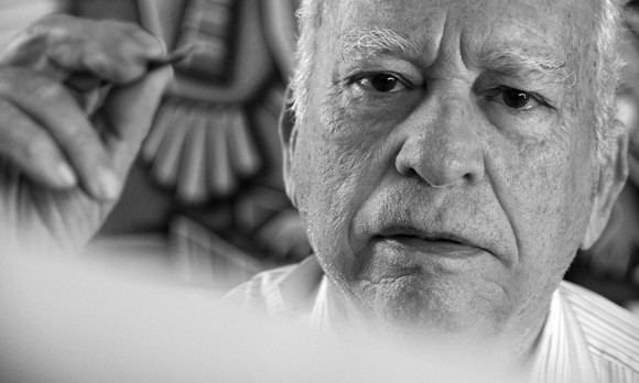 Alfredo Sosabravo. Foto: Roberto Chile