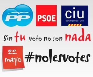 No les Votes, España