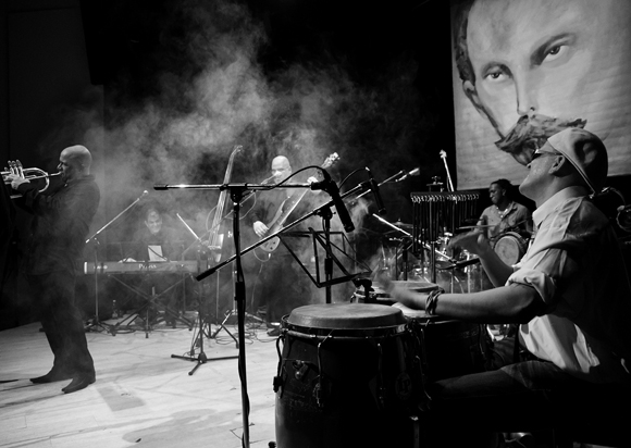 Proyecto Jazz Cubano. Foto: Roberto Chile
