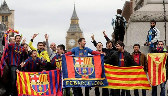 """Barcelona y Manchester disputan, esta tarde, la """"madre de todas las finales"""""""