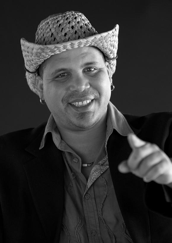 Arnaldo Rodríguez. Foto: Roberto Chile