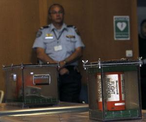 Caja negra de avión accidentado en junio de 2009, en viaje Río-Paris