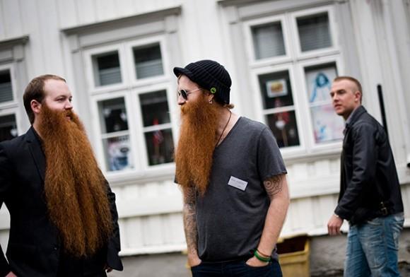 Con un total de 163 participantes de 15 países inició en Noruega el Campeonato Mundial de Barbas y Bigotes, en la ciudad de Trondheim, Noruega.