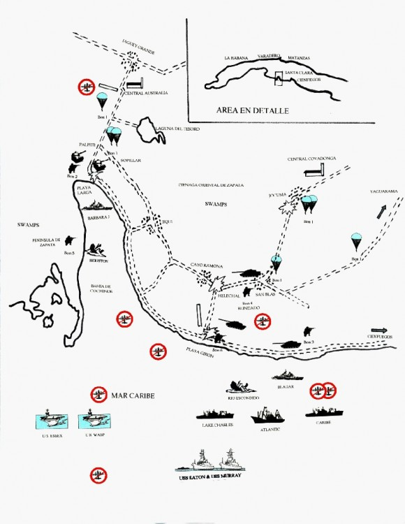 batalla de Playa Girón