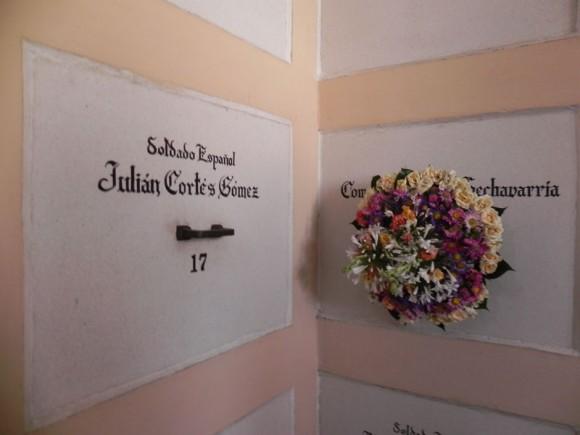 A la memoria de Pepe Sánchez. Foto: Marianela Dufflar