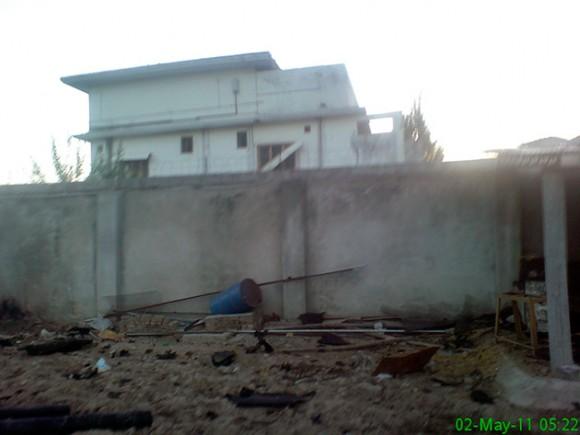La casa de Bin Laden en Pakistán. Foto: Jorge Silva / Reuters
