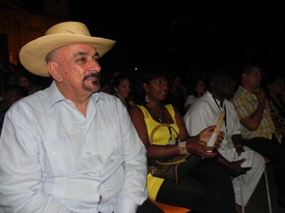 Pancho Amat y Joaquín BetaNcourt, presentes en Santiago de Cuba