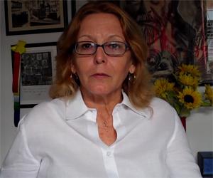 Diana Díaz, hija de Korda. Foto: David Vázquez Abella/Cubadebate