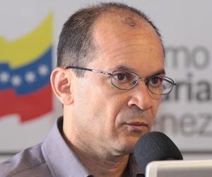 Edgardo Ramírez, nuevo embajador de Venezuela en Cuba