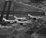 Aviones de los Marines, en El Toro, California, 1961