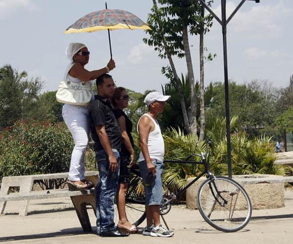 El Sol cubano, mmmm... Foto: Ismael Francisco/Cubadebate
