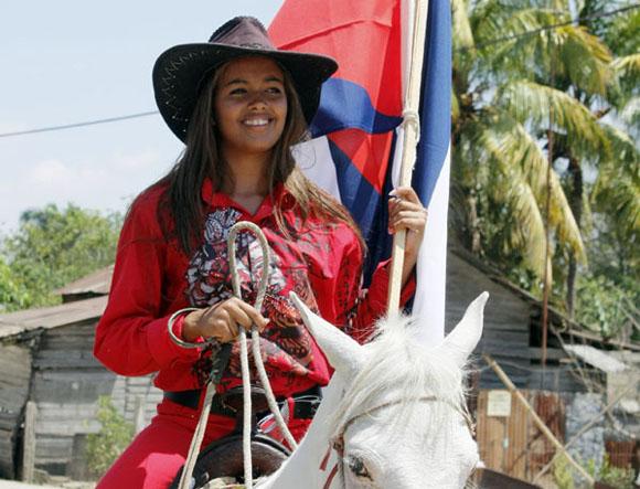 La Amazona. Foto: Ismael Francisco/Cubadebate