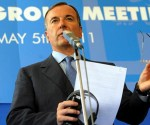 Franco Frattini. Foto: AFP