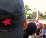 Niños en el desfile por el 1ro de mayo del 2011 en la Plaza de la Revolución de La Habana, Cuba_02