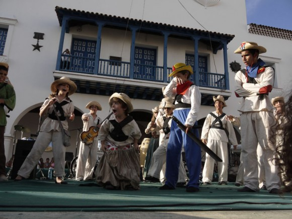 La Colmenita en Santiago de Cuba. Foto: Jesús González