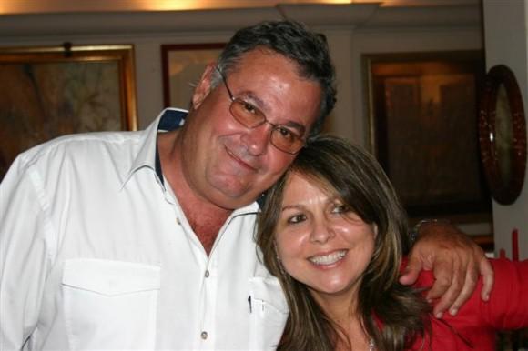 Liuba y José María Vitier
