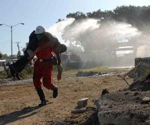 Culmina en Cuba ejercicio para enfrentar desastres naturales Meteoro 2013