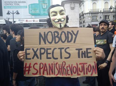 Revolución en España