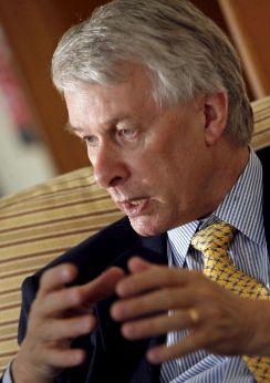 Premio Nobel de medicina Richard J. Roberts