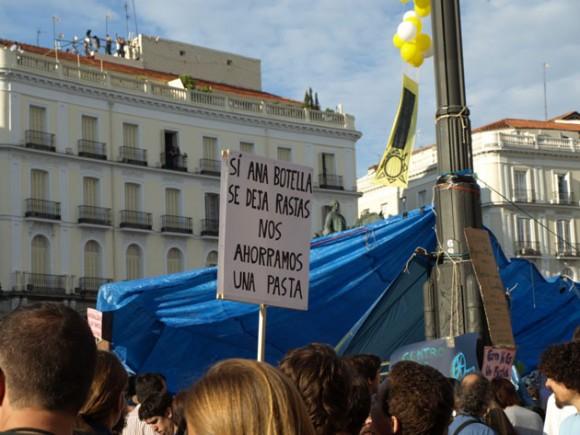 Siete palabras-claves desde la Puerta del Sol de Madrid