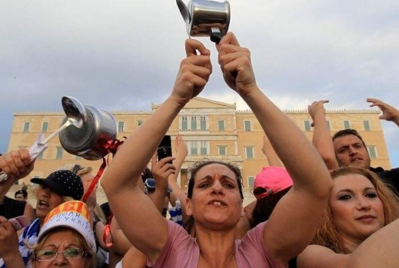 protesta-en-grecia