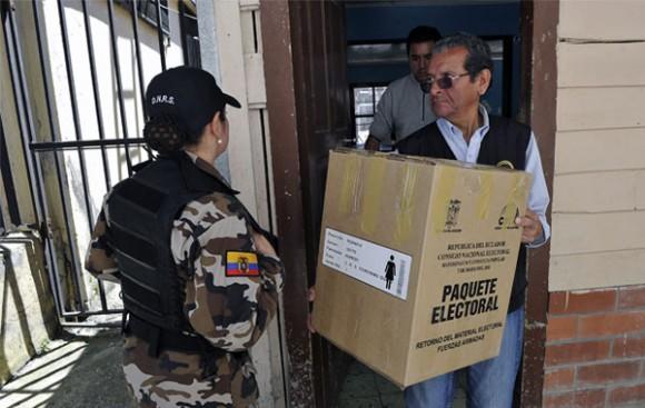Referendo Ecuador