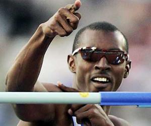 Tras dos temporadas de casi total inactividad, Víctor Moya busca estabilizar los saltos para alcanzar nuevamente sus mejores marcas. Foto: IAAF