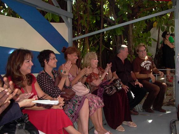 """3. Durante la Feria serán presentados nuevas ediciones en DVD de """"Con dos que se quieran"""". Foto archivo: Marianela Dufflar"""