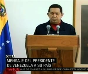 Comunicado del Presidente Hugo Chávez