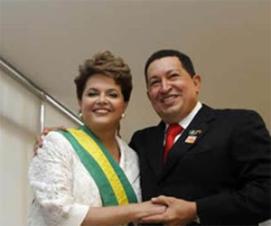 chavez-y-dilma