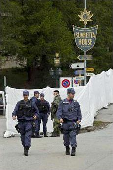 Club Bilderberg bajo estrictas medidas de seguridad