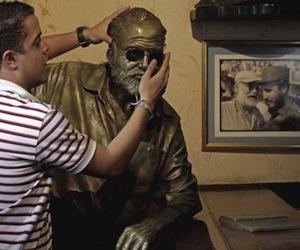 Las cartas de juventud de Ernest Hemingway se publicarán en octubre