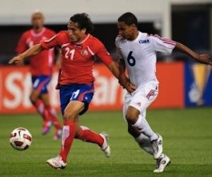 Cuba y Costa Rica se vieron este año en la Copa de Oro y en los Juegos Panamericanos. Foto de Archivo