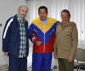 Chávez continúa trabajando (+Video)