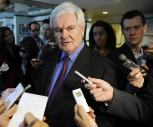 Gingrich cerca de la bancarrota
