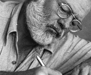 Publicarán cartas inéditas de Hemingway a su 50 años de su muerte