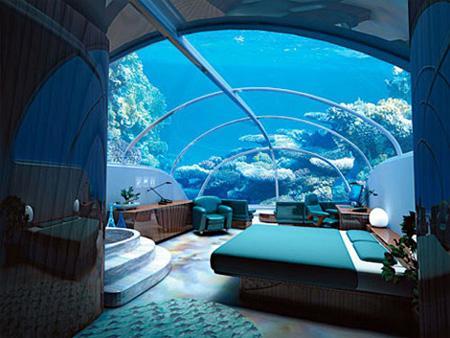 Los hoteles m s originales y raros del mundo fotos for Hoteles mas lujosos del mundo bajo el mar