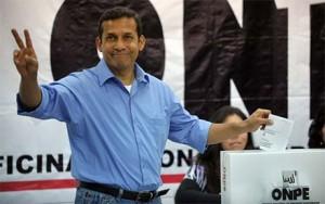 Ollanta Humala hoy.