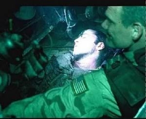 """Foto que probablemente permitió el """"arreglo"""" de los SEAL sobre muerte de Bin Laden"""