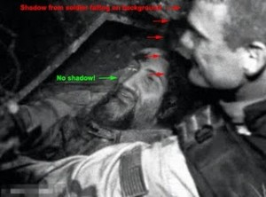 Supuesta foto de Osama bin Laden asesinado